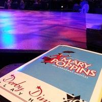 Photo taken at Derby Dinner Playhouse by Steve Z. on 8/13/2014