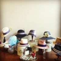 Photo taken at Goorin Bros. Hat Shop - French Quarter by Melissa A. on 2/23/2013
