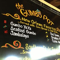 Photo taken at The Gumbo Pot by Kelly P. on 7/27/2013