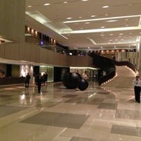 Photo taken at New World Makati Hotel by Kristian Nuevo S. on 3/13/2013