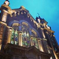 Photo taken at Basílica de San Juan El Real by Marcos A. on 12/28/2013