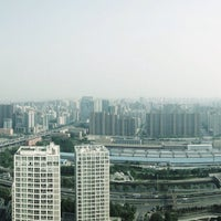 Photo taken at 中环世贸中心 Central International Trade Center by Jeff Y. on 7/3/2013