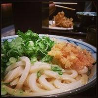 Photo taken at 丸亀製麺 仙台東口店 by Satoru A. on 2/25/2013