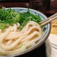 Photo taken at 丸亀製麺 仙台東口店 by Satoru A. on 12/7/2012