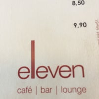 Photo taken at Eleven by Romain C. on 2/6/2016