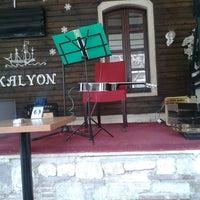 Photo taken at Kalyon Café by Kaan Ç. on 3/7/2013