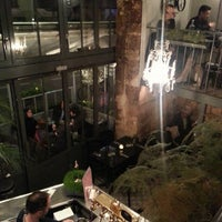 Photo taken at BAM (Bar à Manger) by Assel K. on 11/25/2013