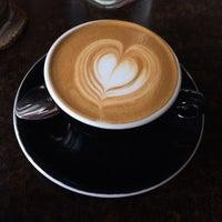 Photo taken at Espresso Workshop by dacat on 2/12/2014
