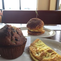 Photo taken at Dunn Bros Coffee by Jennifer M. on 10/7/2015