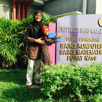 Photo taken at School of Computer Sciences by Siti A. on 6/25/2016
