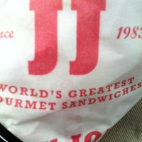 Photo taken at Jimmy John's by Lazer P. on 3/30/2013