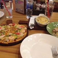 Photo taken at The Pizza Company by nywethaka on 10/15/2016