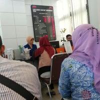 Photo taken at Bank BRI Cabang Bekasi by Diko D. on 4/3/2013