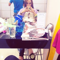 Photo taken at Chic Club Hair Studio by Francis R. on 10/21/2012