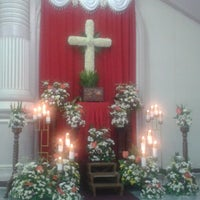 Photo taken at Monasterio De Santa Clara by Alexei C. on 3/28/2013