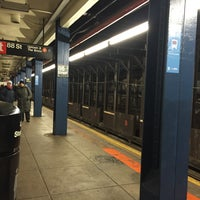 Photo taken at MTA Subway - 86th St (B/C) by Ace W. on 1/20/2016