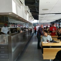 Photo taken at Wagamama by Chris J. on 10/11/2012