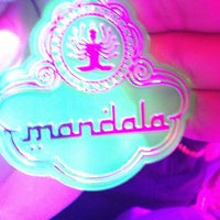 Photo taken at Mandala by Jonatan M. on 7/9/2013