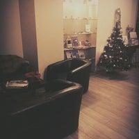 Photo taken at Hotel Edvards Riga by Dana Ž. on 12/17/2014