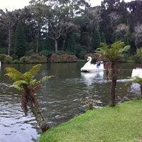Photo taken at Lago Negro by Joseane A. on 5/19/2013