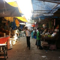 Photo taken at Chor Bazaar (Thieves' Market) by Rutavi M. on 11/30/2014