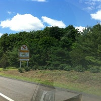 Photo taken at Maryland/Pennsylvania State Line by Kelly P. on 6/14/2013