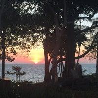 Photo taken at Phi Phi Natural Resort by Natasha B. on 1/8/2016