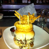 Photo taken at B & B Winepub (Burger & Barrel) by Silvia C. on 10/24/2013