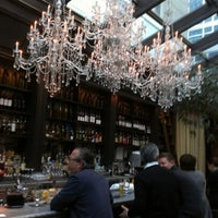 Photo taken at Isola Trattoria & Crudo Bar by Paul A. on 12/19/2012