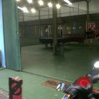 Photo taken at Galaxy Futsal Center by Rendi S. on 9/11/2013