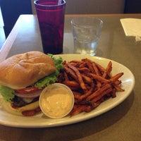 Photo taken at r.g. Burgers by Nicholas M. on 9/12/2014