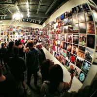 Photo taken at Goodfellas Gallery by Sue H. on 5/4/2013