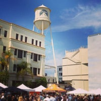 Photo taken at Paramount Studios by Eric S. on 4/6/2013