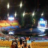 Photo taken at 长隆国际大马戏 Chimelong International Circus by Jack R. on 10/9/2016