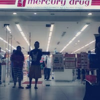 Photo taken at Mercury Drug by Kervy J. on 4/12/2014