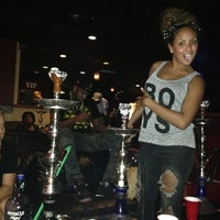 Photo taken at Zero Degree Hookah Lounge by Devin G. on 8/25/2013