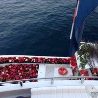 Photo taken at Hotel Cala di Volpe, Costa Smeralda by Nursailor on 6/21/2014