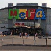 Мега Тёплый Стан (mega Mall)