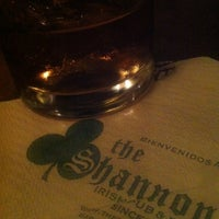 Photo taken at The Shannon Irish Pub by Martin I. on 5/27/2013