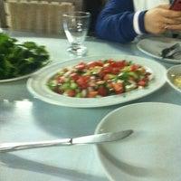 Photo taken at Aktepe restorant by Nehir G. on 3/31/2013