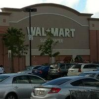 Photo taken at Walmart Supercenter by Kevin-Gara B. on 7/14/2012