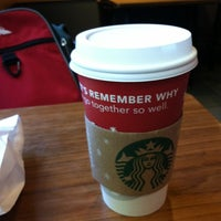 Photo taken at Starbucks by Jason M. on 11/7/2011