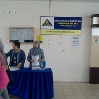 Photo taken at Lembaga Hasil Dalam Negeri by Chin Loon L. on 12/10/2011