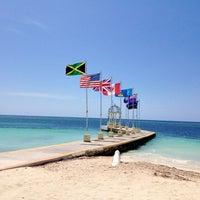 Photo taken at Sandals Montego Bay Resort and Spa by Chris V. on 5/28/2012