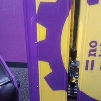 Photo taken at Planet Fitness by Jessica A. on 1/18/2012