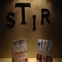 Photo taken at Stir Lounge by Adrienne D. on 7/29/2012