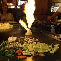 Photo taken at Miyako Japanese Steak & Seafood by Jamie W. on 3/9/2012