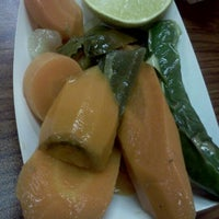 Photo taken at Rivas Mexican Food by Angela R. on 10/30/2011