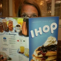 Photo taken at IHOP by Allan M. on 9/16/2011