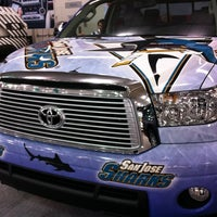 Photo taken at Silicon Valley Auto Show-SCCA Exhibit by Henry V. on 1/7/2012